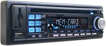 Amazon Com Vr3 Vrcd400sdu Mp3 Cd Car Stereo 180 Watt Automotive