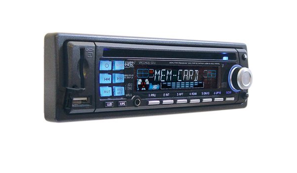 Amazon.com: Vr3 Vrcd400sdu Mp3 Cd Car Stereo 180 Watt: Automotive | Vr3 Vrcd400 Sdu Wiring Harness |  | Amazon.com