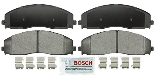 Duty Disc Brake Pad (Bosch BSD1680 Severe Duty Disc Brake Pad, 1 Pack)