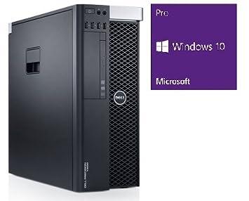 DELL Precision T3610 Workstation (Intel Xeon Core E5 – 1620 V2 @ 3,7