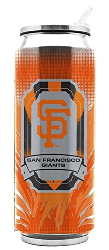 San Francisco Giants Stainless Steel Thermo Can - 16.9 ounces ()