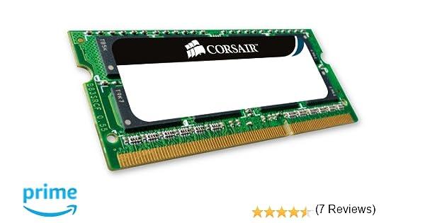 Corsair Value Select - Módulo de Memoria SODIMM de 4 GB (1 x 4 GB ...