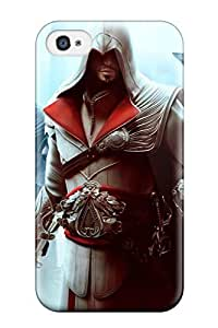 Excellent Design Assassins Creed Case Cover For Iphone 4/4s