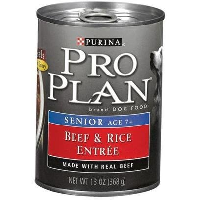 Nestle Purina Petcare Purina Pro Plan - Beef and Rice Canned