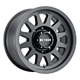 "Method Race Wheels 704 Matte Black 17x8.5"" 8x180"", 0mm offset 4.75"" Backspace, MR70478588500"