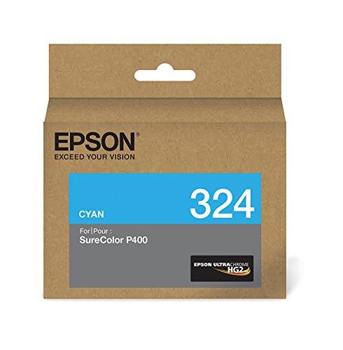 Epson T324220 Epson UltraChrome HG2 Ink (Cyan)