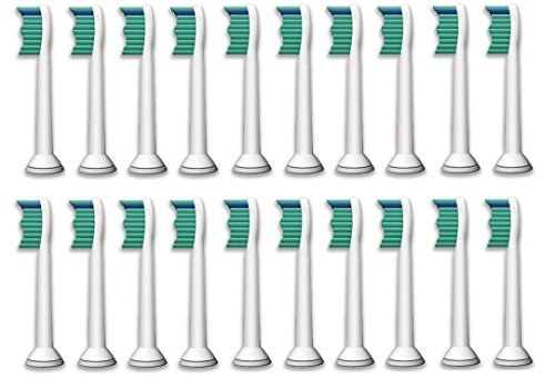 20-philips-sonicare-compatible-toothbrush-heads-replacements-hx6014-hx6013-proresults-fits-diamondcl