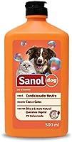 Condicionador de Pelos Neutro Sanol Dog para Cães