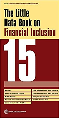 Book The Little Data Book on Financial Inclusion 2015 (World Development Indicators) by World Bank (2015-04-08)