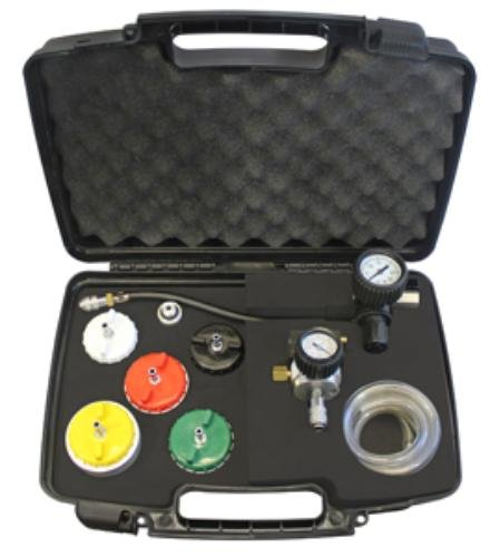 MASTERCOOL 43306 Heavy Duty Cooling System Pressure Test and Refill Kit