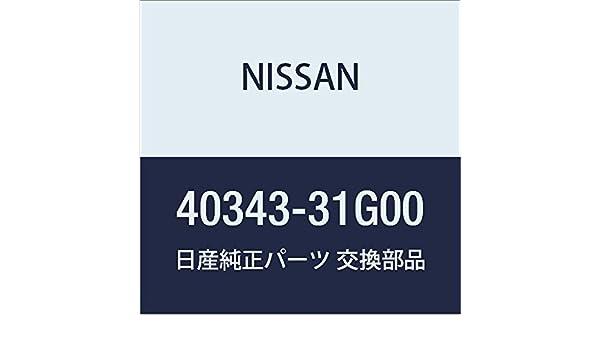 Nissan Genuine 40343-31G00 Wheel Ornament
