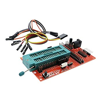 PIC microcontroller minimum system board programmer seat//Pickit3 Programmers