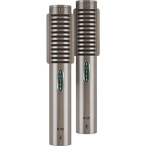 R-121 Matched Ribbon Microphone Pair