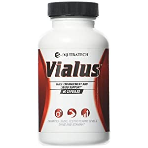 Vialus -Male Testosterone Booster to Improve Size, Energy, and Stamina with a Fast Acting Formula, Safe Alternative to Prescriptions