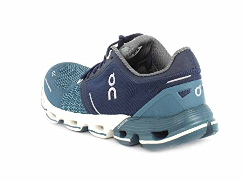 37 Flyer Woman Bleu Storm Cloud Sneaker White FqXTTw