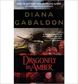 (Dragonfly in Amber) By Gabaldon, Diana (Author) mass_market on (11 , 1993)