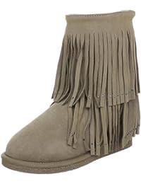 Koolaburra Women's Perone Laser Wedge Sandal Heels & Peonie Wedges Size 9