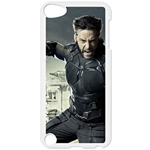 Wolverine Ipod Touch 5 White Cell Phone Cases