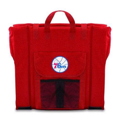 PICNIC TIME NBA Philadelphia 76ers Portable Stadium Seat by PICNIC TIME