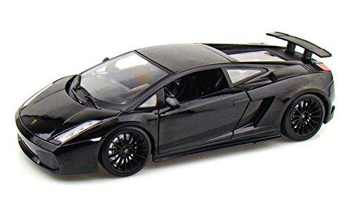 Lamborghini Gallardo Superleggera, Black - Maisto 31149 - 1/18 Scale Diecast Model Toy Car