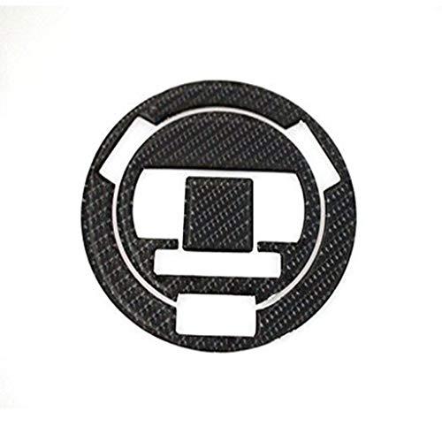 3D Carbon Fiber Motorcycle Sticker Fuel Tank Cap Cover Pad Decal for BMW R1200GS ADV 2008-2014 F800R GS S ST F650GS 2009-2012 S1000RR 2009-2015 HP2 SPORT 2010-2011 S1000R 2014-2015