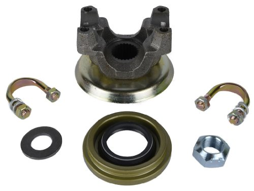 (Jeep F/R Dana 30 or 44 Yoke Conversion Kit from Weak Strap to Heavy Duty Ubolt)