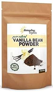 Sunny Day Organics Raw Vanilla Bean Powder, 4.23 oz
