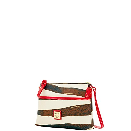 Red Crossboy Handbag Ginger amp; Dooney Zebra Purse Bourke Bag COUWZq8