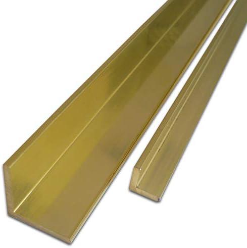 Brass Flat Bar 50x25mm Ms58 CuZn 39Pb3 brass flat material