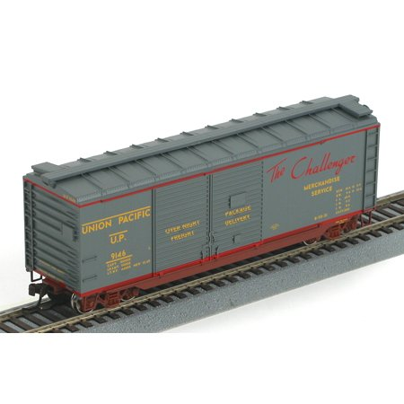 Athearn HO 70194 Union Pacific-Challenger 40' Double-Door Express Car #9146 - Athearn Ready To Roll