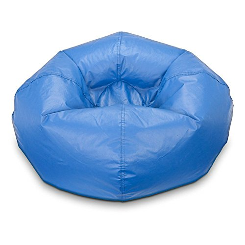 Amazon Com Bean Bag Chair Medium Standard Vinyl Cozy