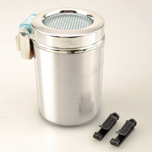 NEEWER® Portable Auto Car LED Light Cigarette Smokeless Ashtray Holder Silver