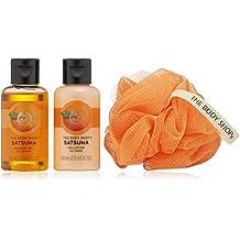 The Body Shop Satsuma Treats Cube  Gift Set