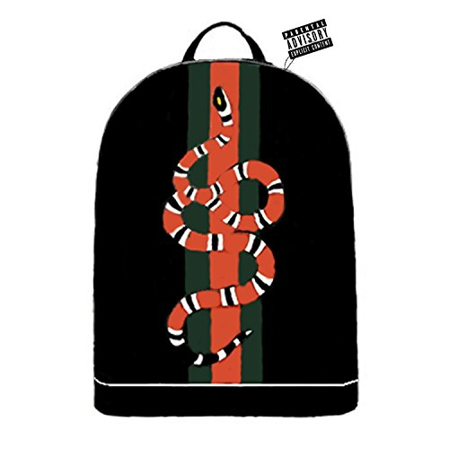 Gucci Backpack (feat. L.A Chris, Doc Ross & YMD) [Explicit]