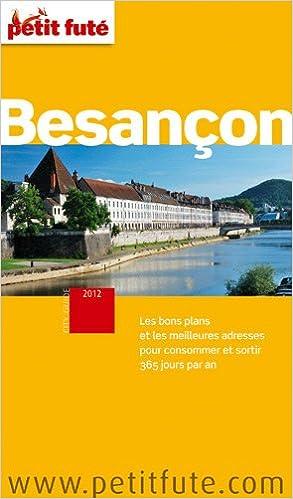 Lire Petit Futé Besançon pdf
