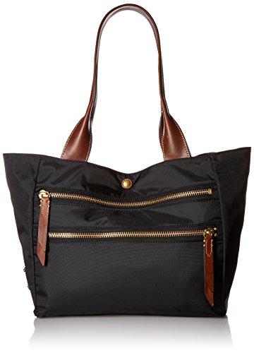 FRYE Ivy Nylon Tote Handbag, black -  34DB679-BLK