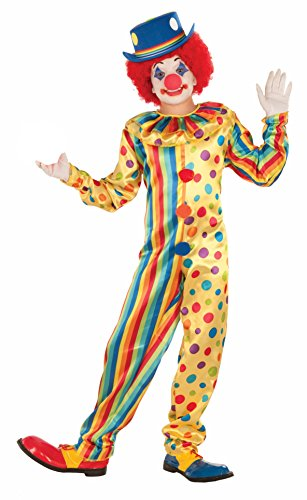 Forum Novelties Kids Spots The Clown Costume, Multicolor, - Kids Spot