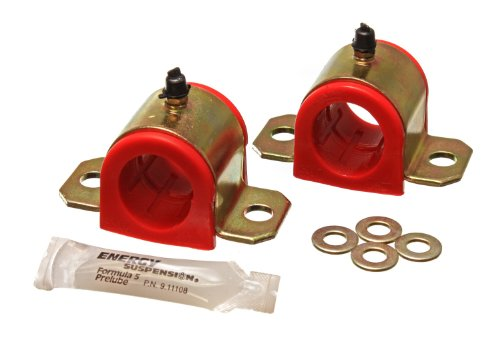 Energy Suspension 8.5121R 30mm Front Sway Bar Set for Toyota