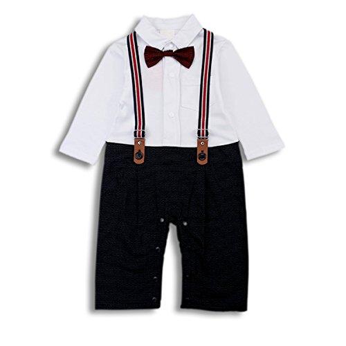 Baby Long Sleeve Hoodie Romper Bodysuit (Grey) - 9