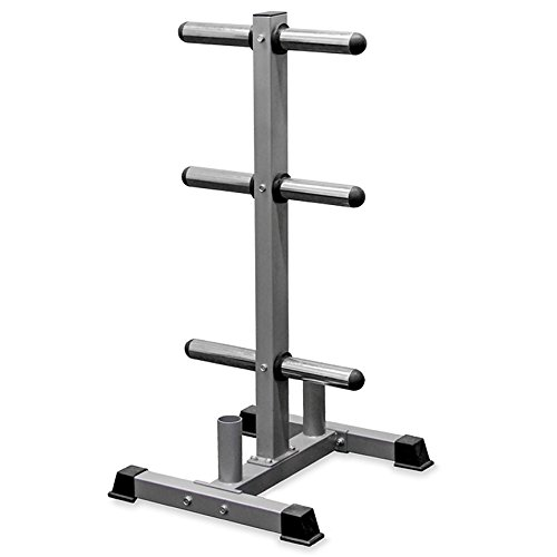 Valor Athletics Olympic Plate Tree Stand by Ironcompany.com