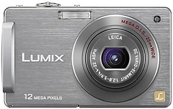 Panasonic Dmc Fx550egs Digitalkamera 3 Zoll Silber Kamera