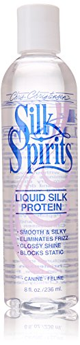 (Silk Spirits Conditioner 8oz bottle by Chris Christensen)