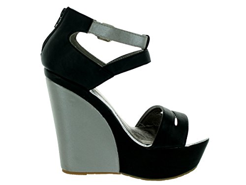 Maker's 3 Black Shoe Dress Women's Winny R4rqw1R
