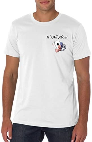 Su All About Texas Hold em – Camisa de color blanco: Amazon.es: Libros