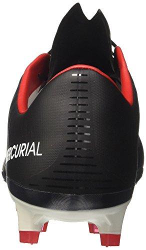 Grey NIKE para Vapor Red FG Zapatillas Univ de White Dk Hombre Fútbol Mercurial Negro XI Black Rq0ran50O