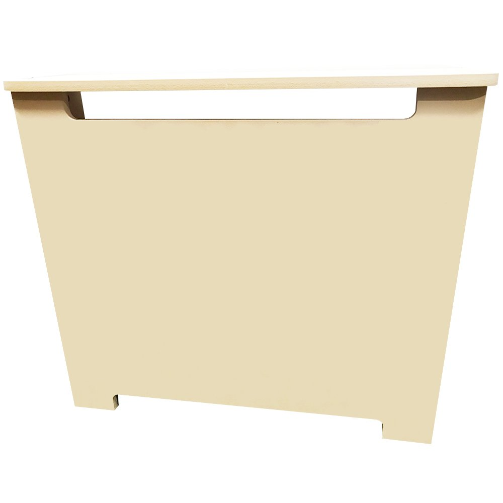 Unfinished MDF Radiator Heater Cover, 26''Tall x 36''Wide x 9'' Deep, Model MD24