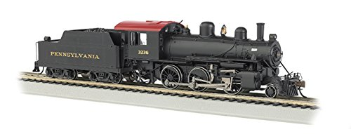 Bachmann Industries Smart Phone Controled Train Locomotive with PRR #3236 HO Scale