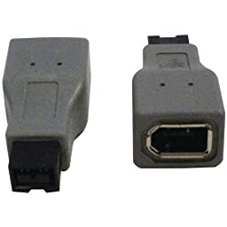Micro Accessories FIR-1369-AD-01 400 to 800 FireWire Cable