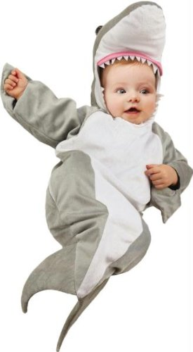 Baby Shark Costume Bunting - Costumes for all Occasions UR26037 Shark Bunting Infant