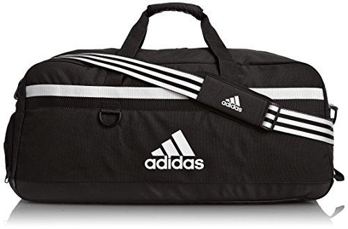 adidas Tasche Tiro 15 Teambag L, Black/White, 70 x 32 x 32 cm, 81 Liter, S30251